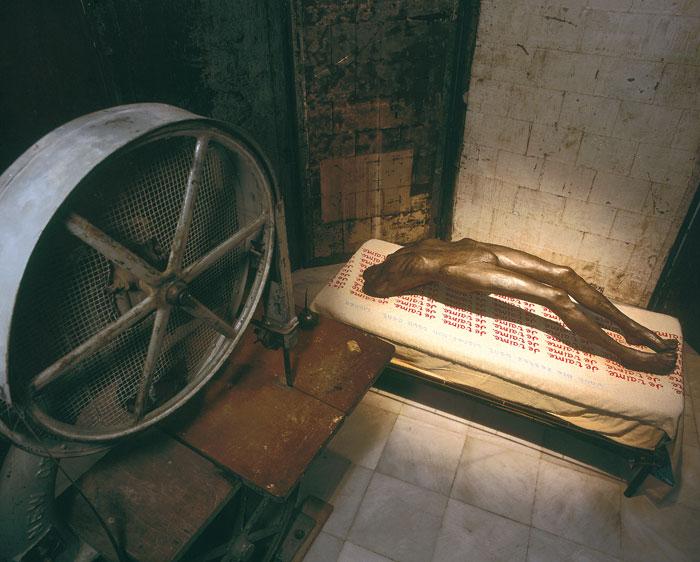 "Fotografía de la obra ""La Histeria"" de Louise Bourgeois"